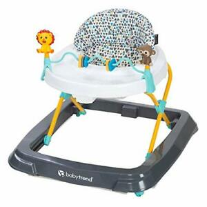 Baby Activity Walker with Wheels Girl Boy Folding Infant Walk Learning Assistant