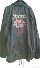 MICHAEL JACKSON- CHAQUETA / CHUBASQUERO-Mystery / HISTORY KING OF POP-AÑOS 90-