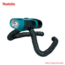 Makita 10.8V Lithium Ion Industrial LED Rechargeable Work Light Lamp Flashlight