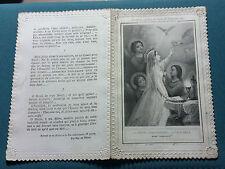 Libretto sacro merlettato
