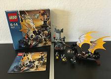 LEGO® Ritter Castle Knights Kingdom Set 8821 Kampfschiff + BA & Box