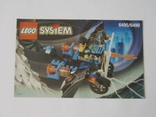 LEGO ® de recette/Instruction nº 6495/6499
