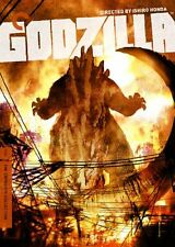 NEW Godzilla (The Criterion Collection) (DVD)