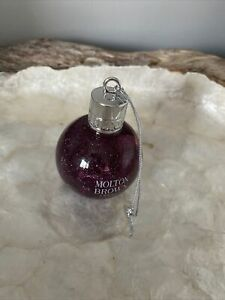 Molton Brown Muddled Plum Festive Bauble, 75ml NEW & GIFT WRAPPED