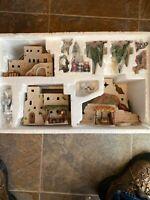 Heritage Village Collection Little Town Of Bethlehem Handpainted Porcelain