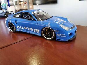 Techart Porsche 911 1:18 scale  * display unit*