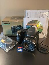 Fujifilm Finepix S4000 Digital Camera 30x Zoom 14 Megapixels