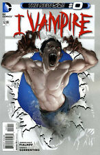 I, Vampire #0 Unread New Near Mint New 52 DC 2011