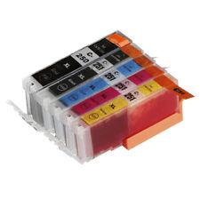 5 NON-OEM INK CARTRIDGE CANON PGI-250XL CLI-251XL PIXMA iP7220 MG5420 MG6320