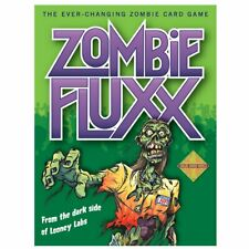 Zombie Fluxx Board Game Card Game