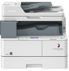 Canon 1435 imageRUNNER 1435iF Mono A4 Printer, Low Count About 20K, WARRANTY!