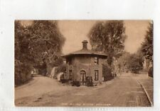 """""""""""POSTCARD THE ROUND HOUSE,ANDOVER,HAMPSHIRE"""""""""""