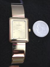 Michel Herbelin Beautiful Ladies Watch Gold Plate French Made