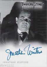 Twilight Zone Series 3 Shadows & Substance A42 Jonathan Winters Fats B Autograph