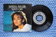 VANESSA PARADIS / SP POLYDOR 887 640 - 7 / Verso 2 * / 1988 ( F )