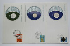 COINS OF ALL NATIONS ICELAND + INDONESIA + INDIA #11