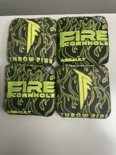 New listing NEW Fire Cornhole - Assault - ACL Pro Approved Cornhole Bags