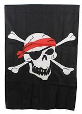 All Weather Pirate Large Flag Boat, Lawn, Garden, Porch Multi purpose Sea Decor