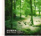 (GC186) Human, Being Human - 2013 Sealed CD