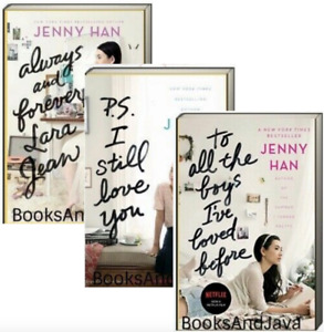 To All the Boys I've Loved Before; P S I Still Love You... Jenny Han (Paperback)