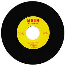 Allen Page Dateless Night  / I Wish You Were Wishing R&B Rockabilly Reissue