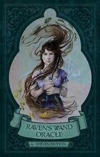 Raven's Wand Oracle Cards with 60 Page Booklet by Steven Hutton USGS