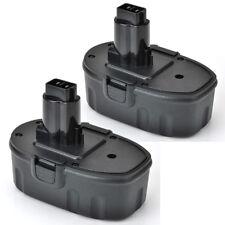 2PACK 3.0Ah 18V XRP Battery for Dewalt DC9096 DW9095 DW9096 DW9098 Power Tool