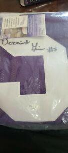 Derrius Guice LSU Autographed Jersey