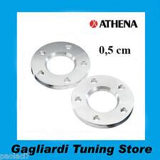 Coppia Distanziali Athena Bmw Serie 6 E63 E64 - M6 E63 E64  Spessore 5 mm
