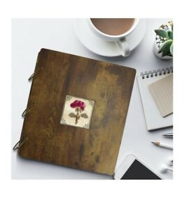 6x4 Slipin Photo Album Holds 500 Photos Photography Storage - Dried Flower UMI