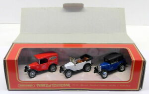 Matchbox Diecast YS-65 - Special Limited Edition Austin 7 Collection