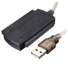USB2.0 a IDE SATA 5.25 S-ATA/2.5 480Mb/s Convertidor de Cable Adaptador de Interfaz de datos