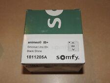 SOMFY Smoove Uno IB+ animeo Black Shine schw Motoreinzelsteuergerät 1811205A NEU