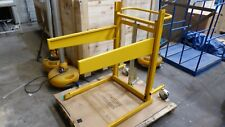 More details for mj products hydraulic tote box lifter