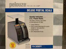 Pelouze X2 Mechanical Postal Scale. In Box.