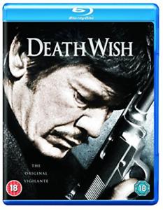 Death Wish BLU-RAY NEW