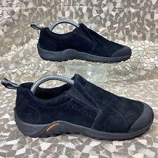 MERRELL JUNGLE MOC TOUCH Black Loafer Moccasin J53089 40 women 8.5 / men 7