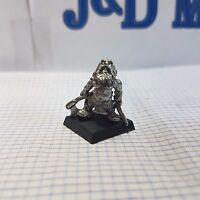 Game Workshop Citadel Miniatures Dungeonquest Phyd Madaxe Dwarf Berserker OOP