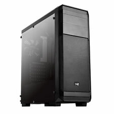 Aerocool Aero 300 Black Mid Tower Case with Side Window USB 3.0