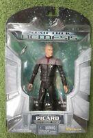 Star Trek Nemesis Captain Jean-Luc Picard 2002 Art Asylum Sci-fi action Figure