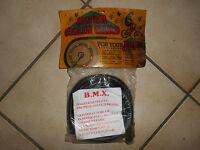 Vintage Protège Chaîne de Vélo BMX Chain Gard