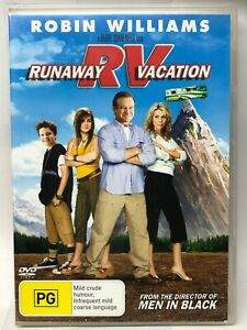 RV - Runaway Vacation - DVD - AusPost with Tracking