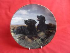 Franklin Mint - Labradors Plate - Ready to Go