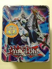 Yu-Gi-Oh Collectible Tin 2011 Number 10: ILLUMIKNIGHT Factory Sealed