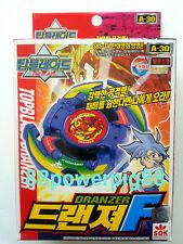 Sonokong Topblade Beyblade Spin Gear A-30 Dranzer F US Seller