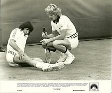 Dean Paul Martin and Ilie Nastase in Players 1979 vintage movie photo 17330