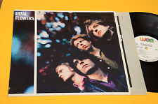 FATAL FLOWERS LP YOUNGER DAYS ORIG GERMANY 1986 EX+ TOP COLLECTORS