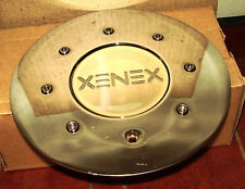 Xenex Wheels Chrome Custom Wheel Center Cap Caps (1)
