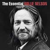 Willie Nelson : Essential Willie Nelson Country 2 Discs CD