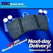 Bluestuff-NDX Front Race Pads For Porsche 911 Carrera 3.4/3.6 1997-2005
